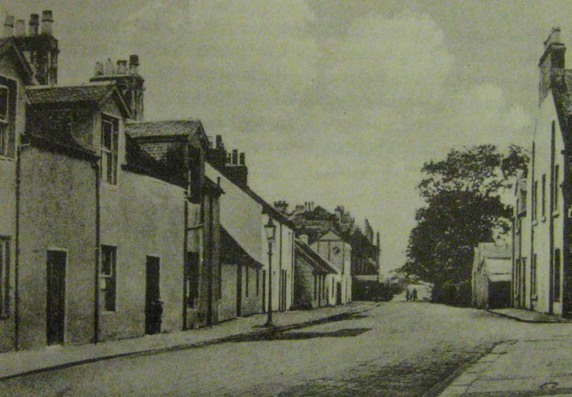 The Barrhead Road