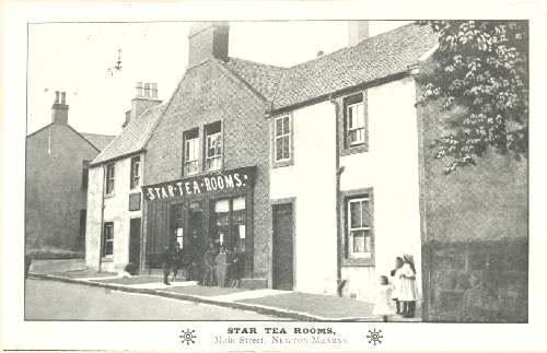 The Star Tearooms in Main Street