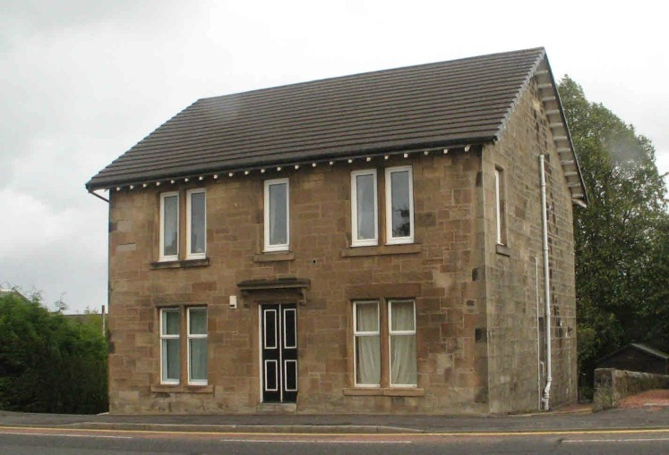 Pollok House Ayr Road the home of Strang the tailor
