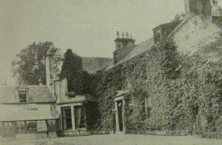 Southfield House built in the 18th century was sold for the building of Mearnskirk Hospital