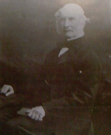 James Hunter, first master of Mearns Public School