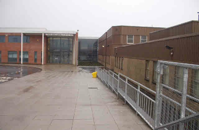 Mearns Castle High School
