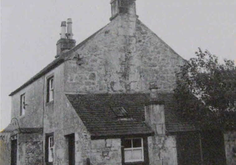 The old school at Polloktoun
