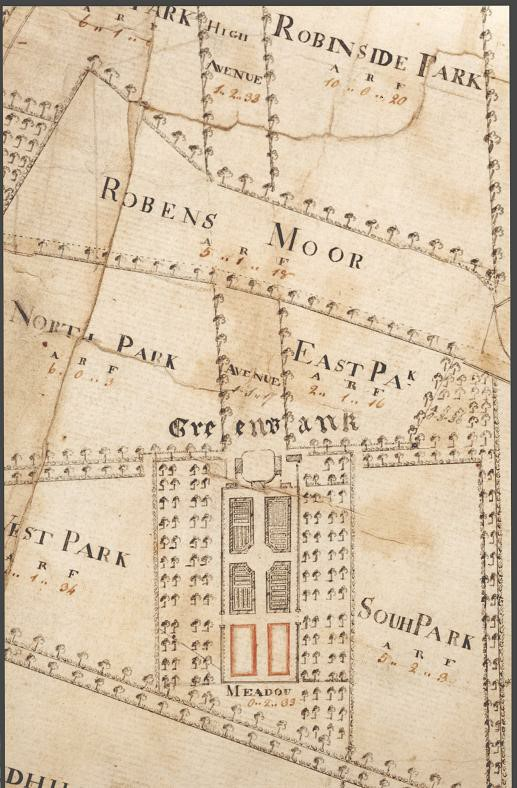 Extract from the 1772 Estate Plan